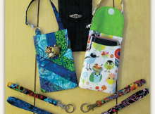 Phone Fob Pockets Pattern