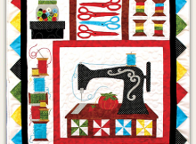 Sewing Treasures Quilt Pattern