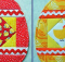 Spring Egg Mug Rug Pattern