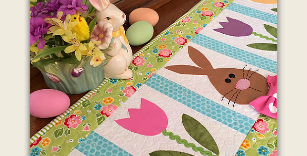 Spring Has Sprung Runner Pattern