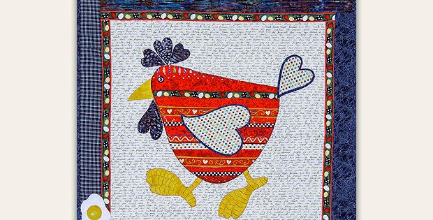 Sunny Side Up Kitchen Set Pattern