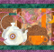 Tea Time Art Quilt Pattern