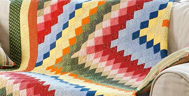 Trip Around the World Quilt Pattern