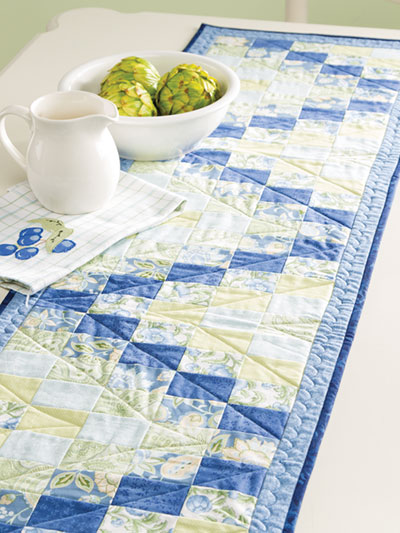 Mountain High Table Set Pattern