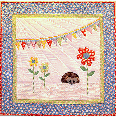 The Hedgehog Quilt Pattern