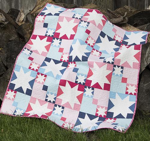 Summer Sparkle Quilt