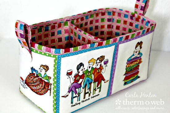 Fabric Organizer Basket