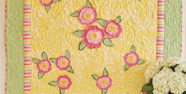 Kenzie Kay Quilt Pattern