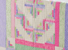 Lavender Lullaby Quilt Pattern