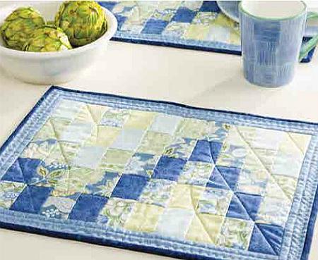 Mountain High Table Set Pattern