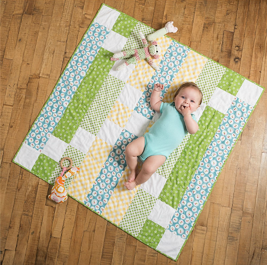 Choose the Ideal Baby Quilt Size with These Tips