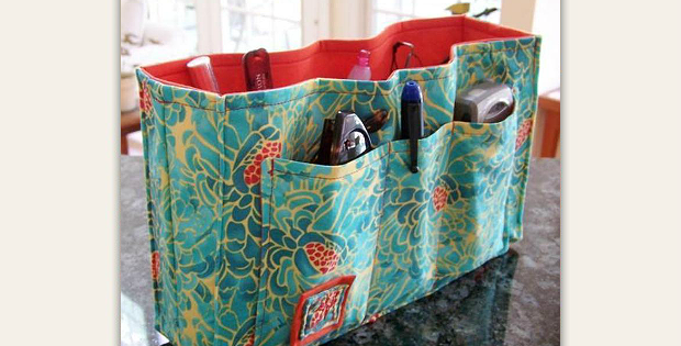 Purse Organizer Insert Pattern