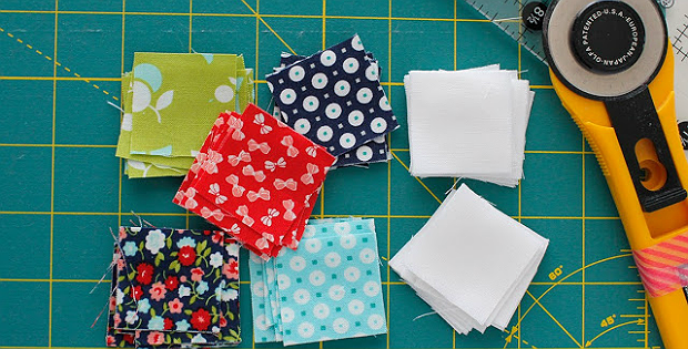 Tips for Piecing Small and Mini Quilt Blocks