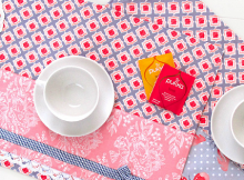 Layered Tea Time Placemats