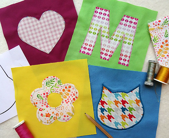 Review the Basics of Fusible Applique
