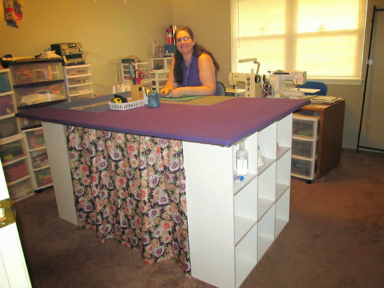 Make Your Own Cutting and Pressing Table