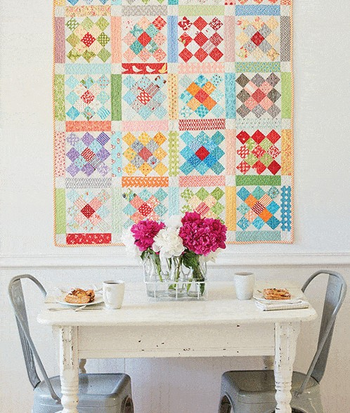 Izzy Squared Quilt Pattern