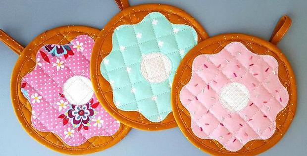 Donut Potholder Pattern