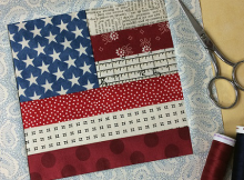 This Flag Block is Super Easy