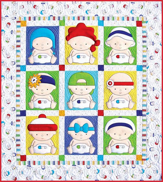 Babies Quilt Pattern