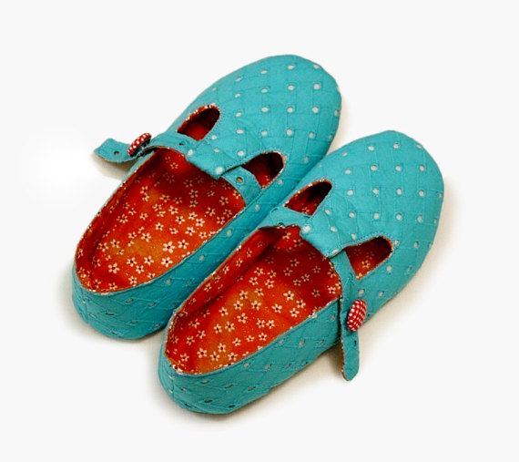 Slippers Sewing Pattern