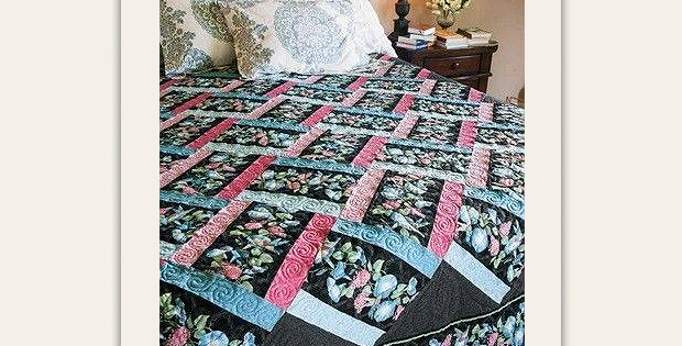 Garden Glories Quilt Pattern