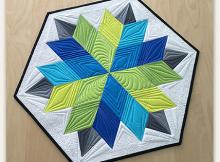 Nova Table Topper Pattern