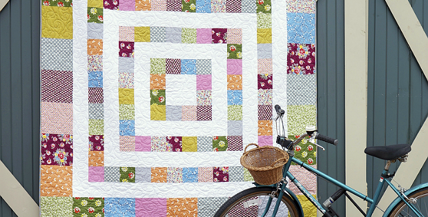 Show Off Beautiful Fabric In This Easy Quilt Quilting Digest