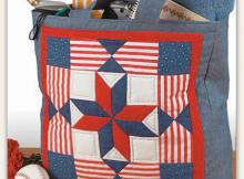 St. Louis Tote Bag Pattern