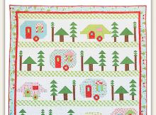Trailerville Quilt Pattern