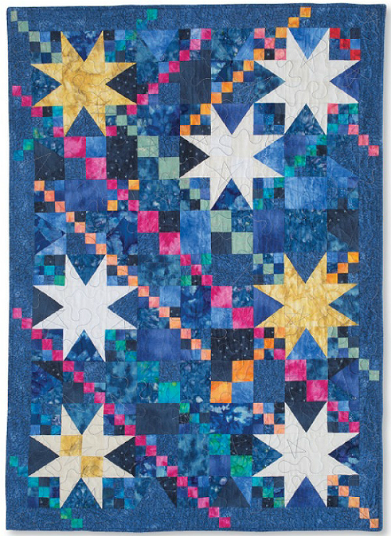 Whitehorse Sky Quilt Pattern