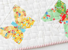 Butterfly Dance Quilt Patterns
