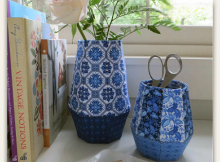 Fabriflair Vase & Vessels Sewing Pattern