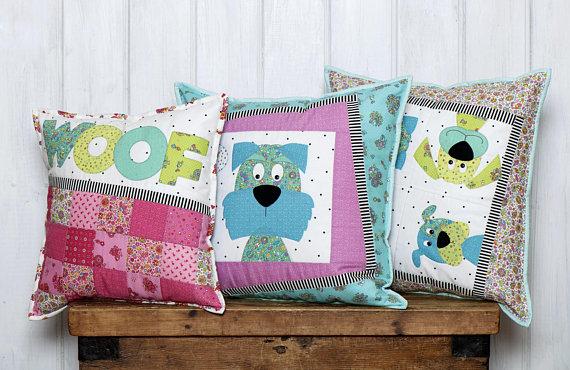 Woofers Cushion Pattern