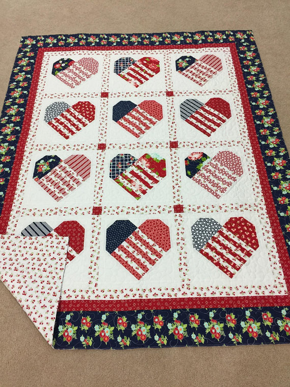 Close to My Heart Quilt Pattern