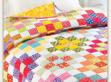 Little Women Quilt Pattern