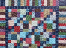 Salt Water Taffy Quilt Pattern