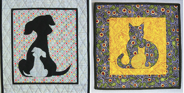 Sidekick Puppy and Cat Patterns