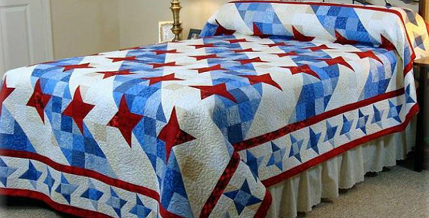 Streaks of Light Quilt Pattern
