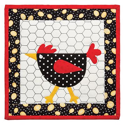 Egg-cellent Day Kitchen Set Pattern
