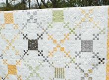 9th & Vine Quilt Pattern