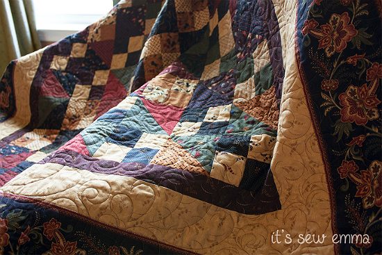 Patchwork Life Quilt Tutorial
