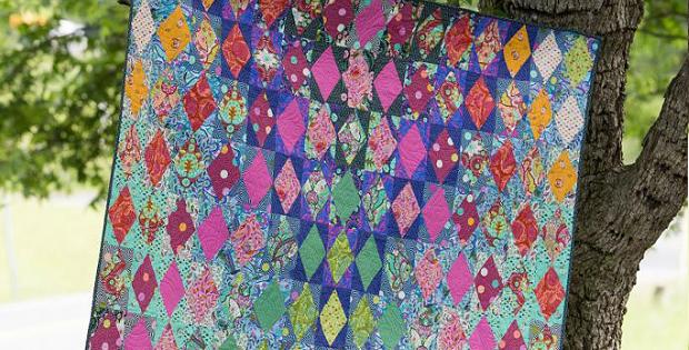 Radiance Quilt Pattern