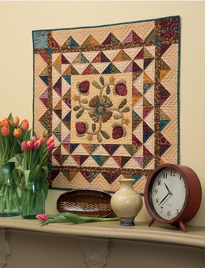 Simple Whatnots: A Batch of Satisfyingly Scrappy Little Quilts