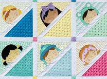 Sleepy Babies Quilt Pattern