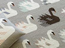 Swan Island Quilt Pattern