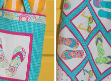 Beach Tote and Quilt