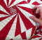A Quick Demo of Big Stitch Hand Quilting