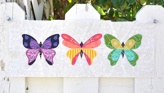 Create a Beautiful Bag with Butterfly Charms