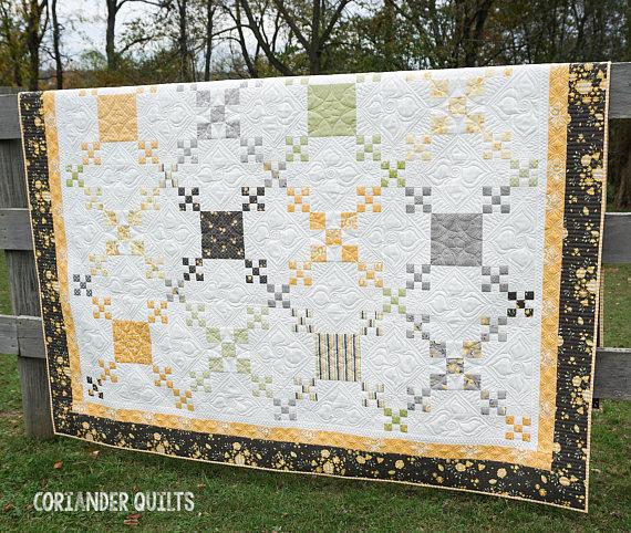 9th & Vine Quilt Pattern